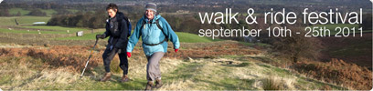 South Pennines Walk and Ride Festival September 2011